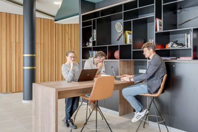 Flex Office Whoorks Bordeaux