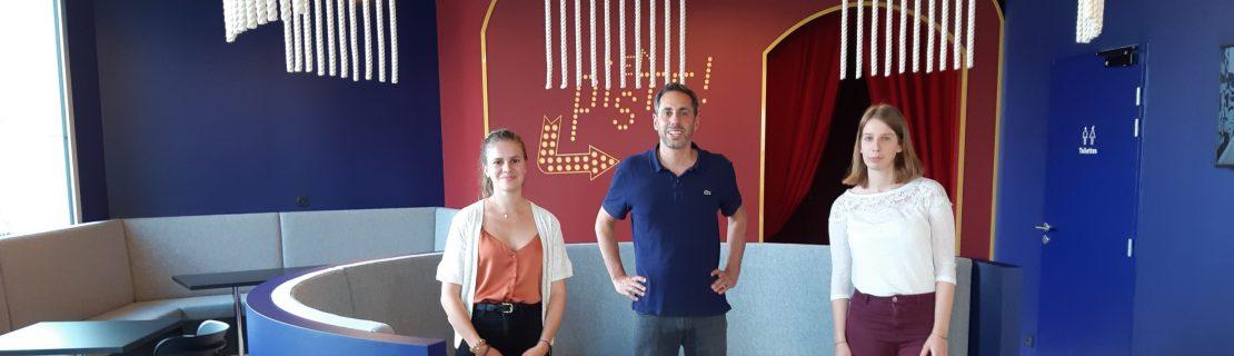 Quelques minutes avec Mathieu PETETIN, Responsable du site Whoorks Nantes